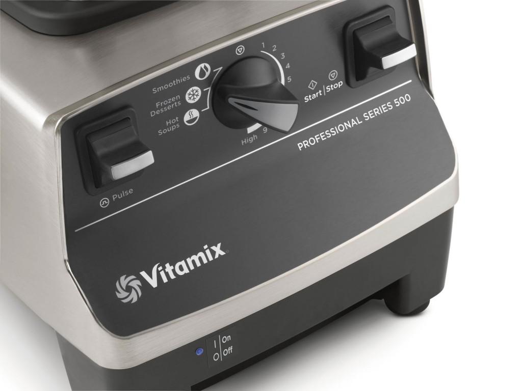 Vitamix Pro 500 | Bedienpanel