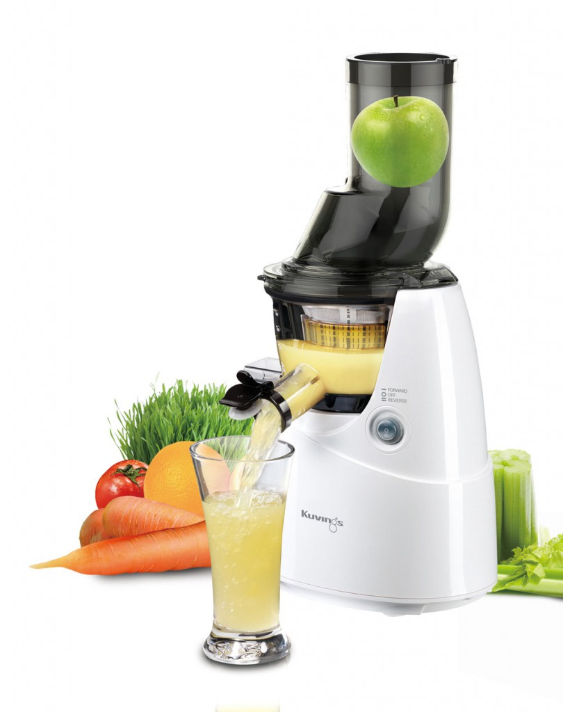 Kuvings Whole Slow Juicer B6000 Kuvings Whole Slow ...
