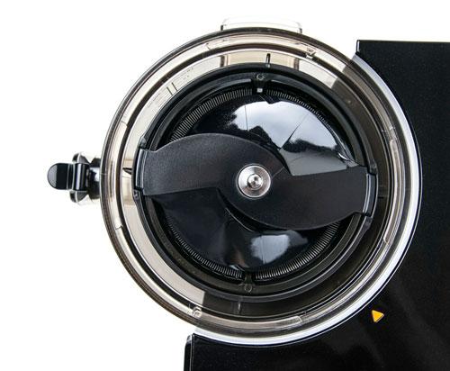 SANA Juicer EUJ-808 by Omega - Test-Bericht Dual-Blade