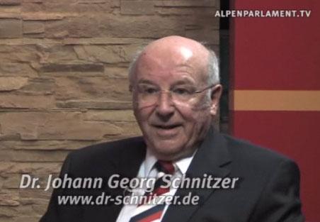Dr. Johann Georg Schnitzer