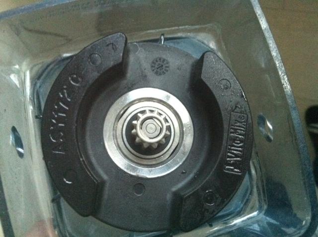 Vitamix TNC 5200 Mixbehälter Unterseite
