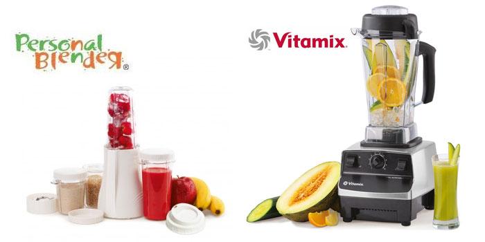 Personal Blender oder Vitamix ? Das ist hier die Frage!