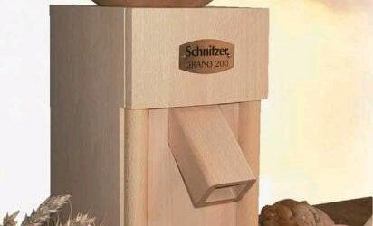 Getreidemühle Schnitzer Grano 200