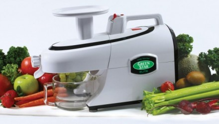 Green Star™ Elite Saftpresse