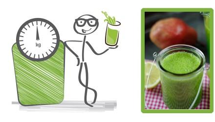 Grüne Smoothies abnehmen