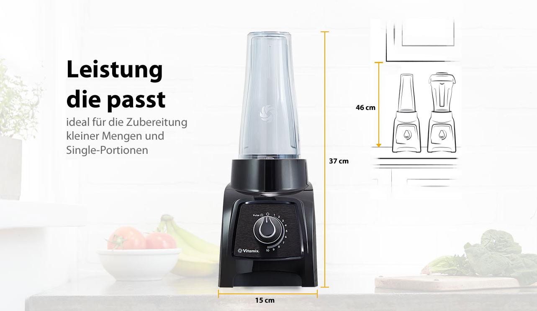Vitamix S30   Leistung Die Passt