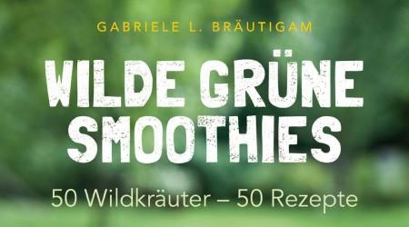 Wilde gruene Smoothies