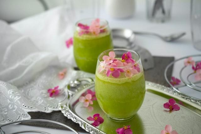 Grüne Smoothies Mixer