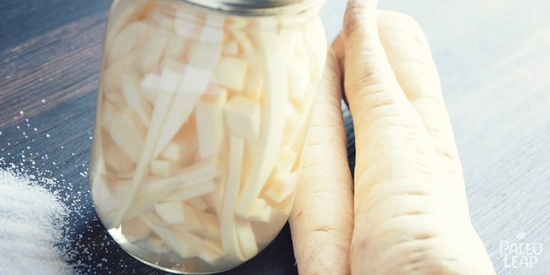 Gemüse wie Sauerkraut milchsauer einmachen - Anleitung zum Haltbarmachen - Wurzelgemüse einmachen