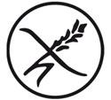 Glutenfreie Nahrungsmittel Symbol / Getreidemühlen-Beratung