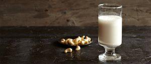 Pflanzenmilch aus der Vitamix Ascent Series