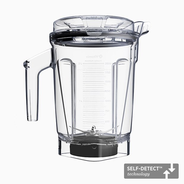 Transparenter Behälter - Vitamix Ascent Series