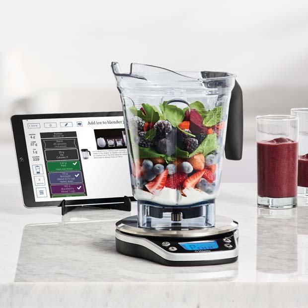 Vitamix Ascent Series - Perfect Blend Waage und App