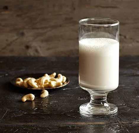 Vitamix Cashew-Drink - Mandelmilch - Nussmilch