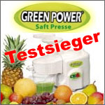 GreenPower Kempo Juicer