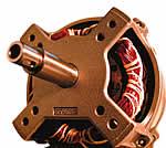 KoMo Fidibus 21 Getreidemühle verfügt über einen kräftigen und ausdauernden Industriemotor