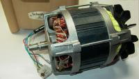 Hochwertiger Industriemotor / Schnitzer Pico Getreidemühle