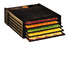 Excalibur dehydrator with 5 trays