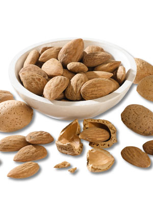 Raw almonds 2.5 kg