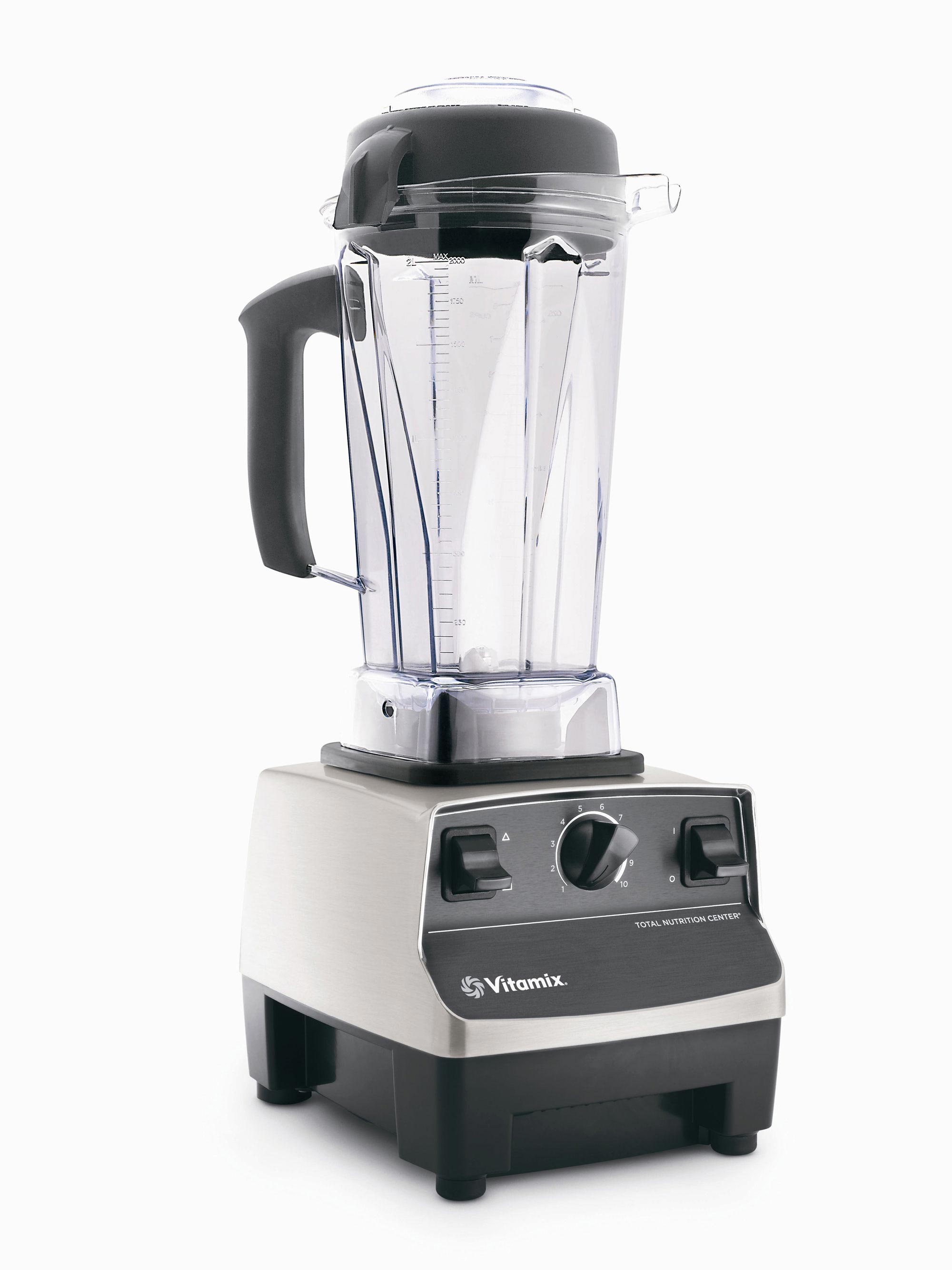 Vitamix Super TNC 5200 Mixer stainless steel look