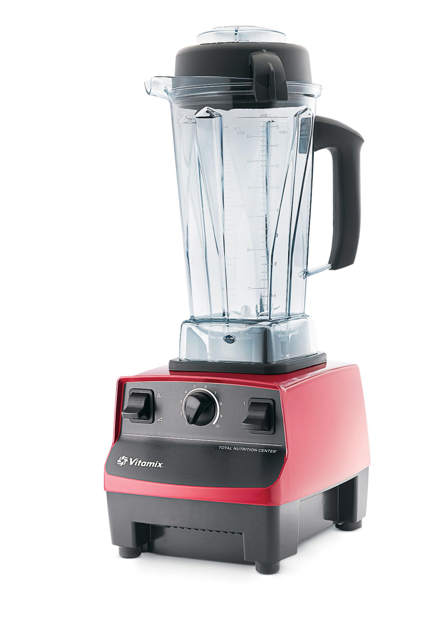 Vitamix Super-TNC 5200 red - the Profi-Mixer