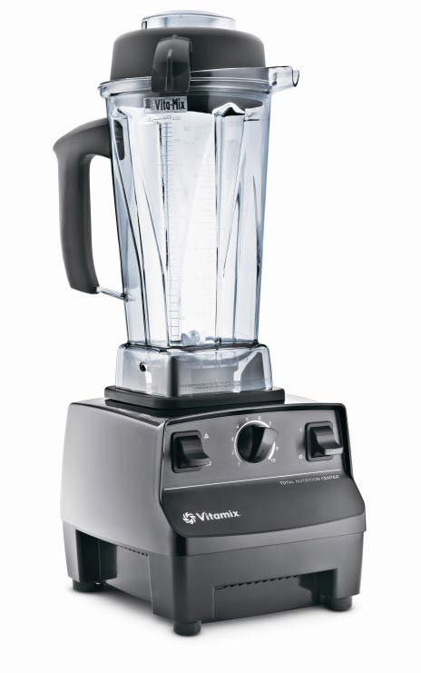 Vitamix Super TNC 5200 black