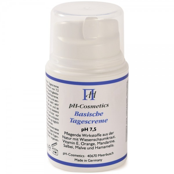 pH Cosmetics Basische Tagescreme pH 7,5 (50 ml)