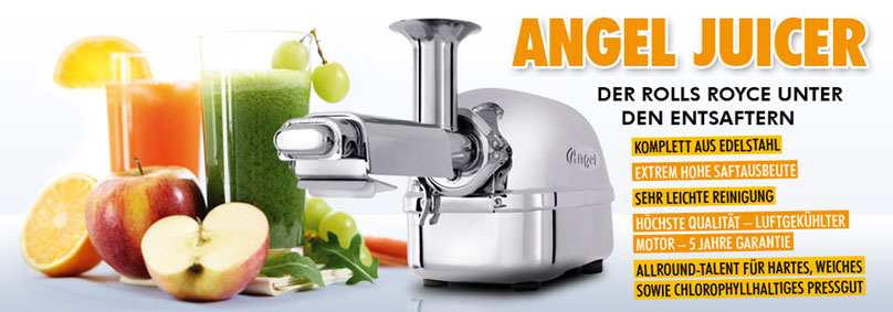 Entsafter Angel Juicer