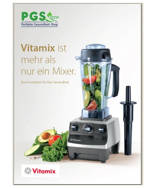 Vitamix TNC 5200 Infomaterial (GRATIS)