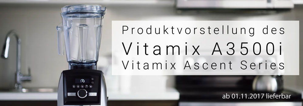 Vitamix A3500i - Ascent Series