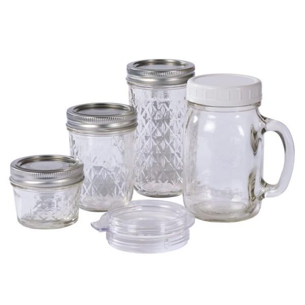 Personal Blender Mixbehälter Glas-Set (5-teilig)