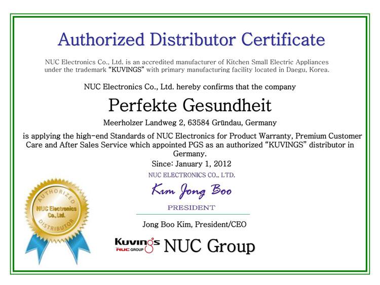 Distri-certificatePGS