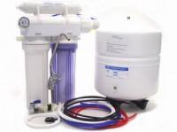 Umkehrosmose - 4-Stufen-Profi-Umkehrosmoseanlage 285 Liter Tagesleistung