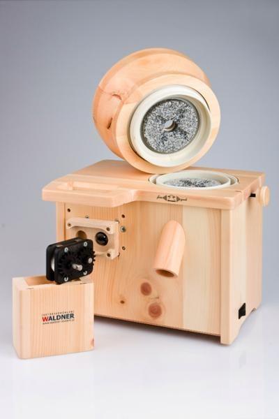 Waldner Combi-Star Getreidemühle & Flocker in einem Gerät