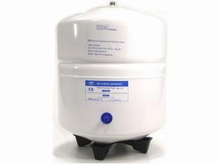 Umkehrosmose-Wassertank Stahl 12 Liter