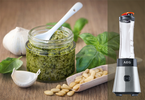 AEG PerfectMix SB 2400 Mini Blender Smoothies Pesto