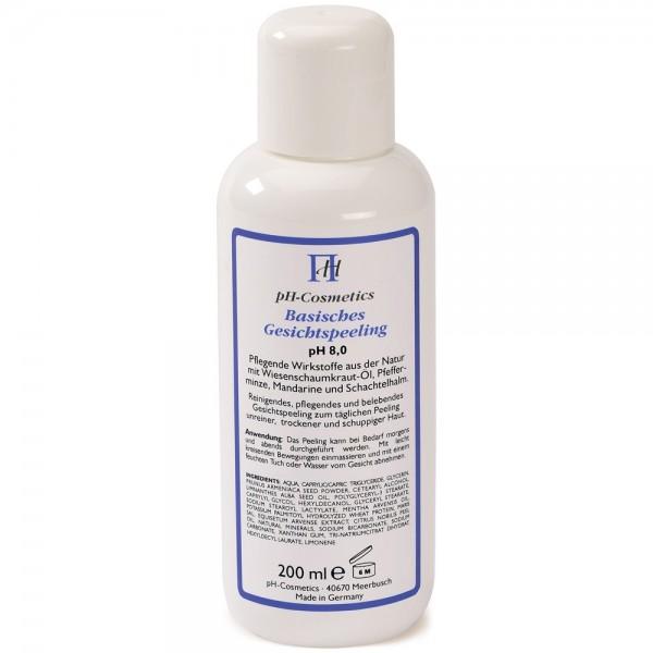 pH Cosmetics Basisches Gesichts-Peeling pH 8,0 (200 ml)
