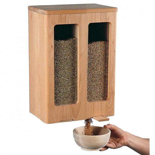 hawos Getreide-Silo (2 x 5 kg)