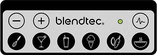 Blendtec Professional 750 Hochleistungsmixer Mixprogramme