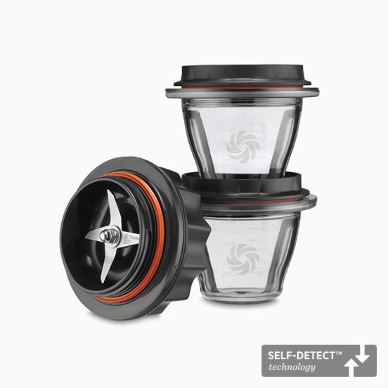 Vitamix Ascent Series A3500i - Self Detect Starter Kit Bowl