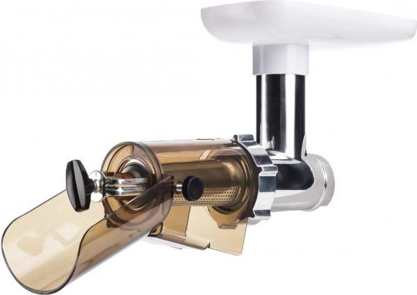 Jupiter Fruchtpressen-Vorsatz / Combi-Press-Vorsatz mit rostfreiem Schneidsatz