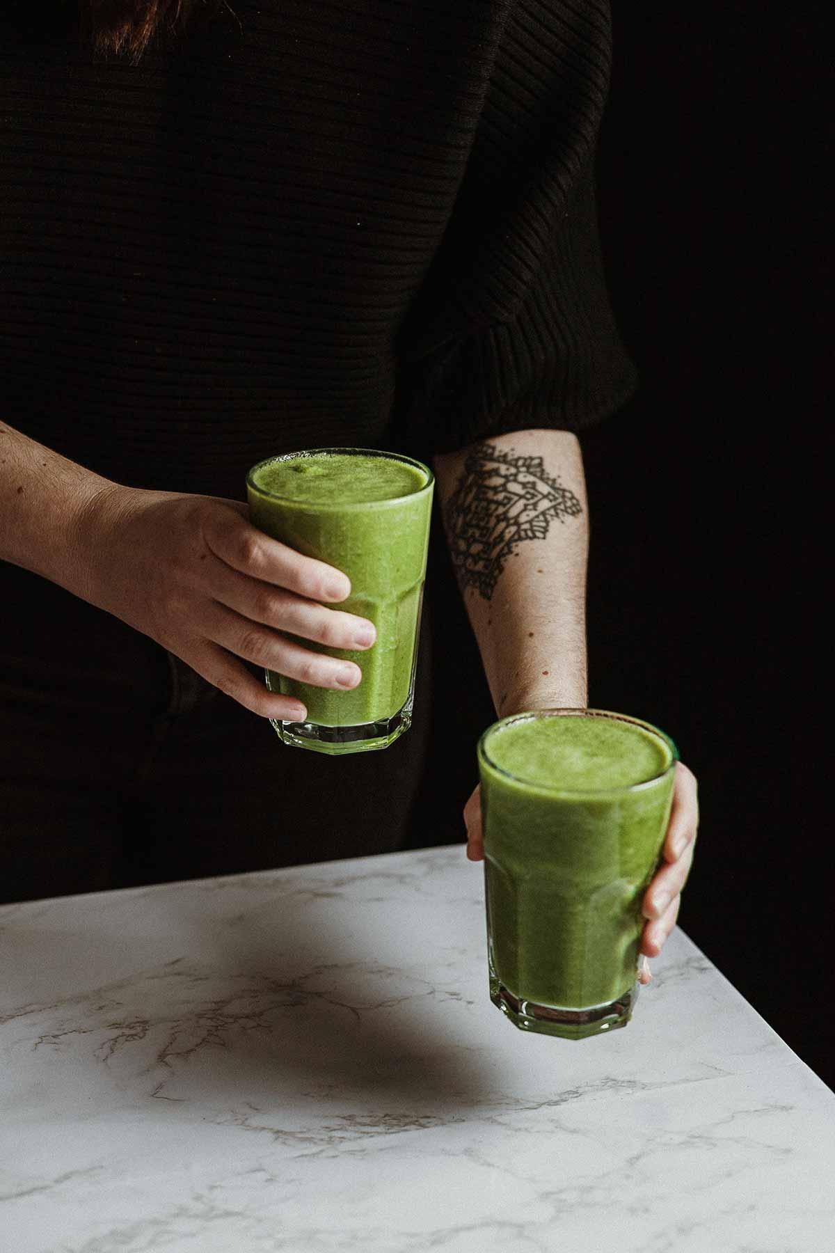 Grüne Smoothies Mixer - unsere Top 5 Empfehlungen