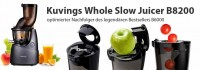 Kuvings B8200 Whole Slow Juicer Entsafter