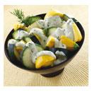 Leckere Cashew-Dill-Dressing - Vitamix