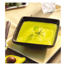 Energie-Suppe mit Avocado - Vitamix