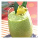 Grüne Smoothies macht der Vitamix am liebsten :-)