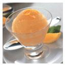 Zaubern Sie ein leckeres Orangen-Sorbet mit dem Vitamix